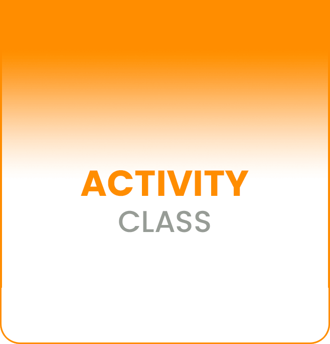 Acitivity Class